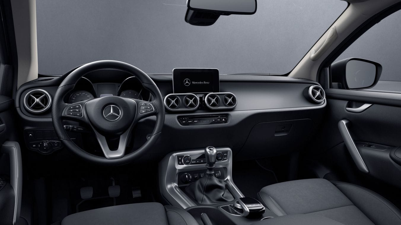 Interior Classe X