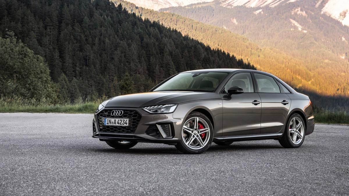 2020 Audi A4 45tfsi 1