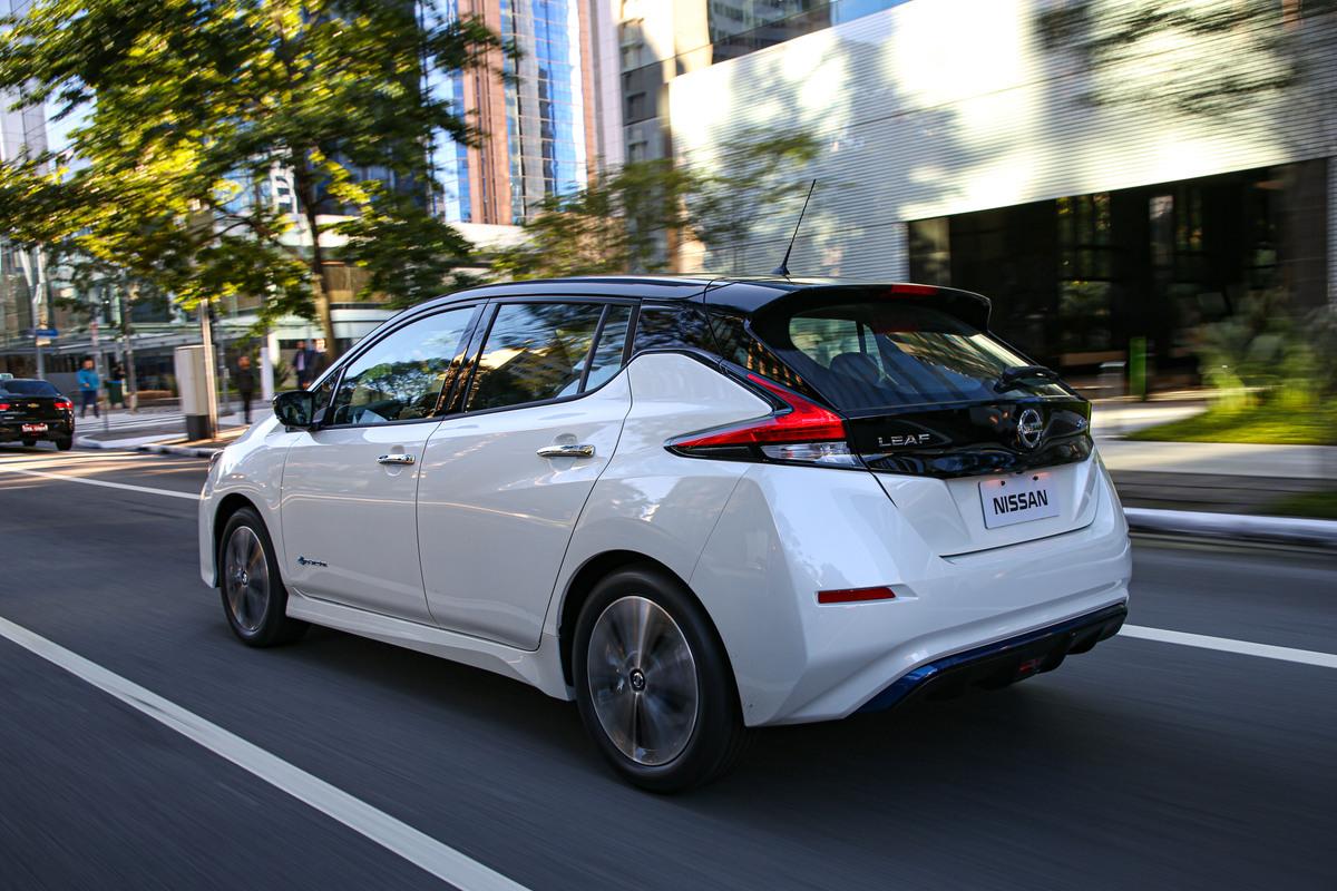 Nissan LEAF é o carro elétrico mais vendido do mundo