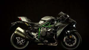 Tudomoto Kawasaki Ninja H2 Carbon.4