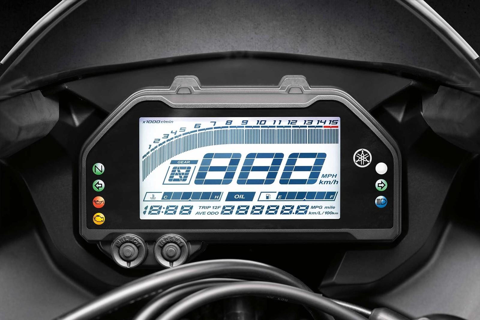 Yamaha R3 19