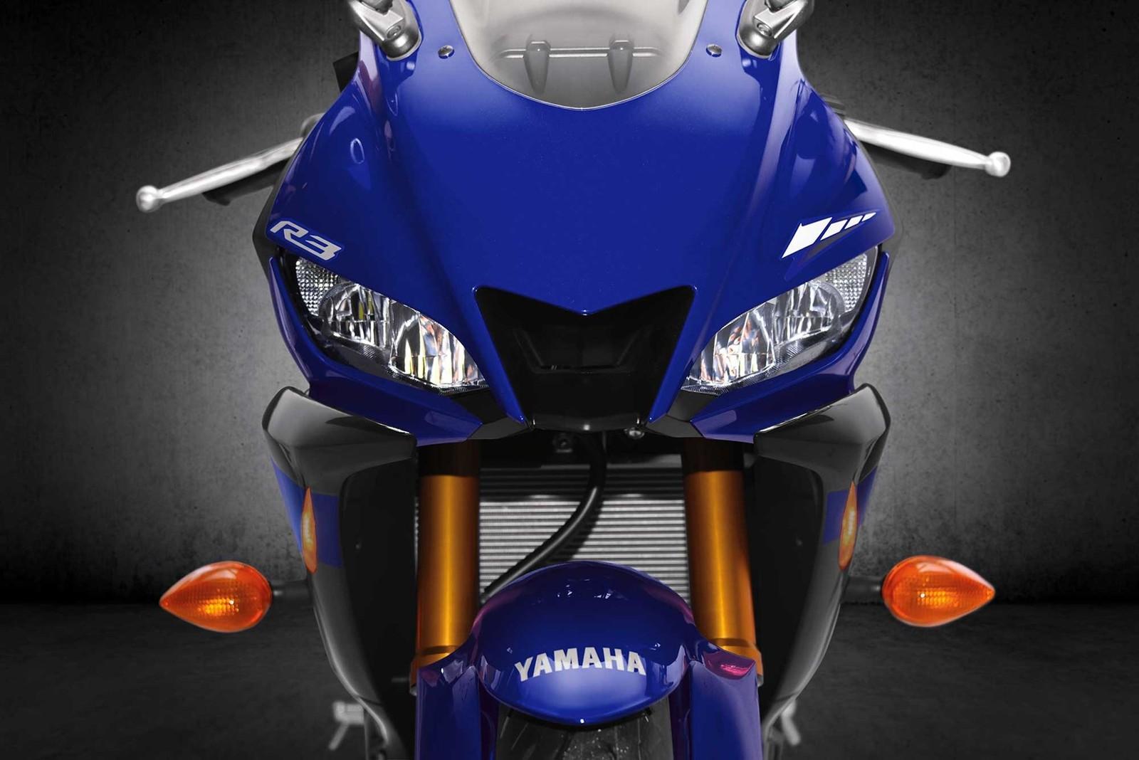 Yamaha R3 10