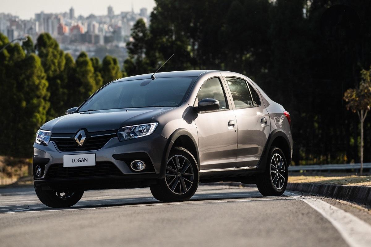 Renault Logan CVT 2020