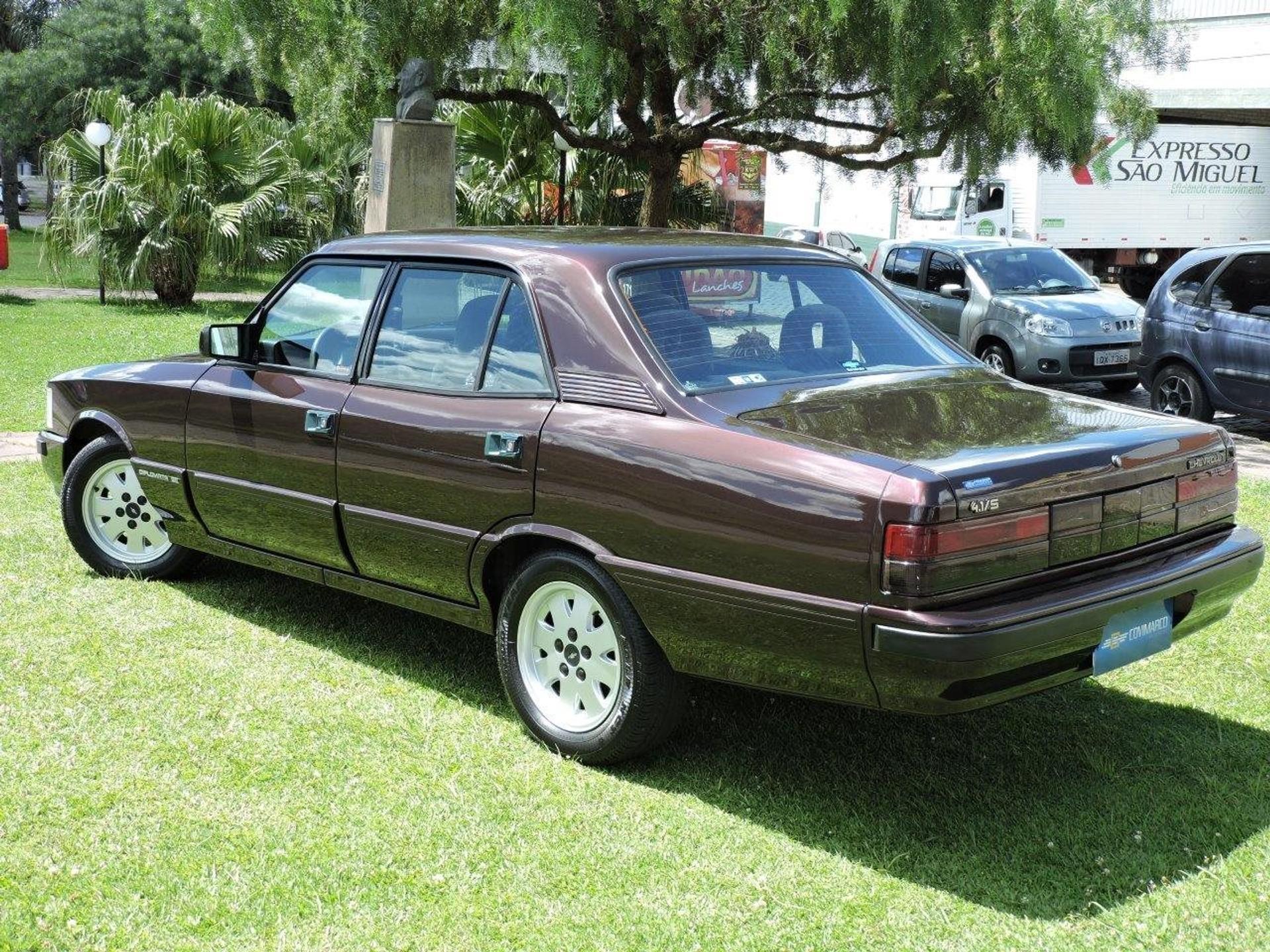 Chevrolet Opala 4.1 Diplomata Se 12v Gasolina 4p Manual Wmimagem19434151455
