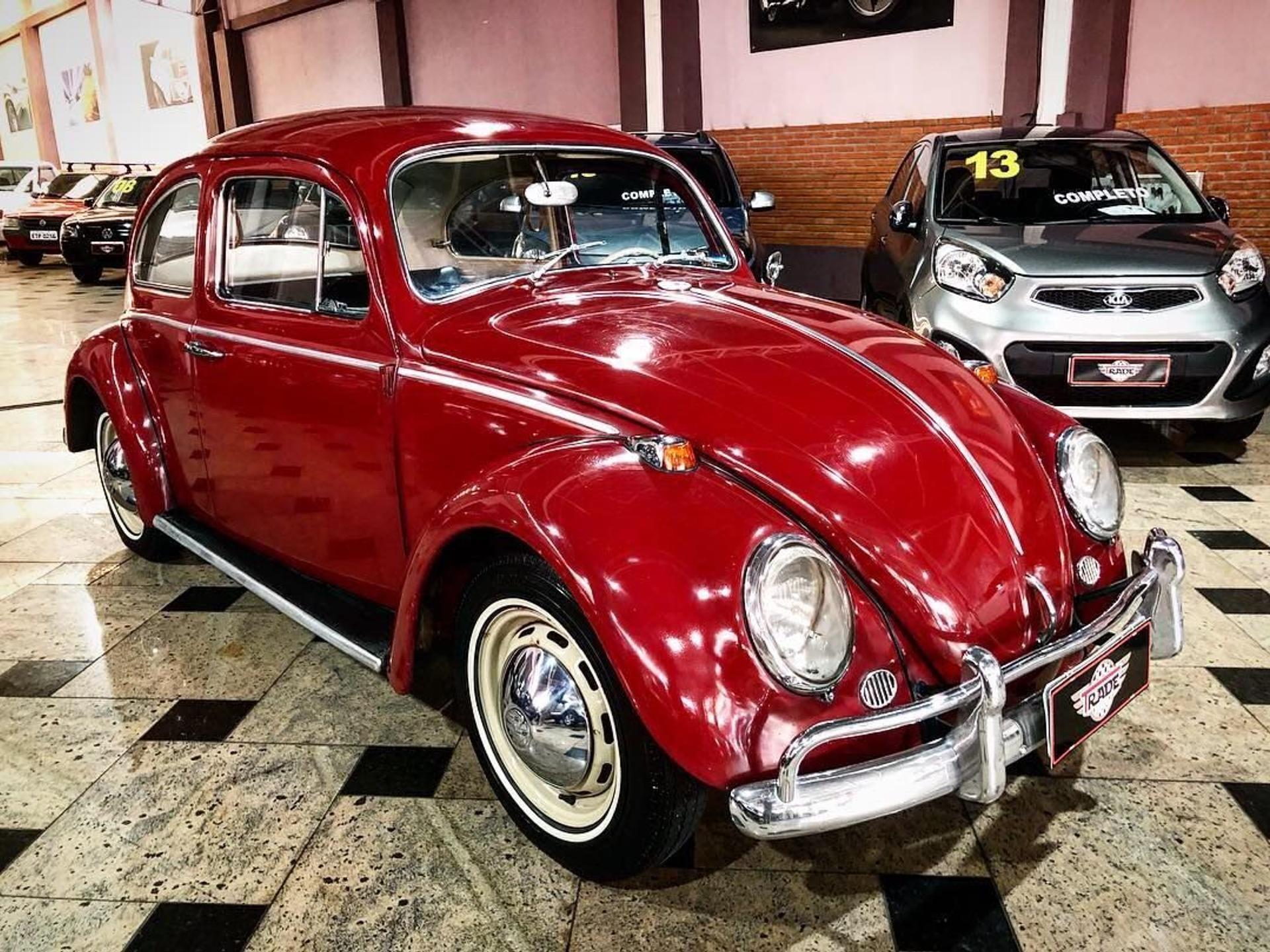 Volkswagen Fusca 1.3 8v Gasolina 2p Manual Wmimagem10140923865