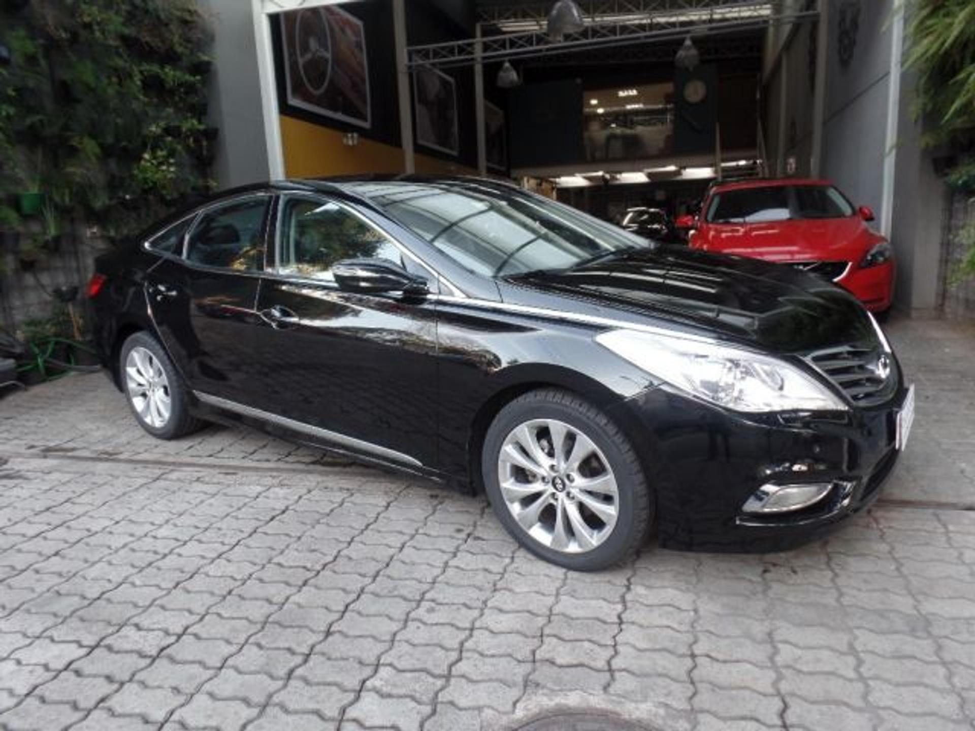 Hyundai Azera 3.0 Mpfi Gls V6 24v Gasolina 4p Automatico Wmimagem08441114864