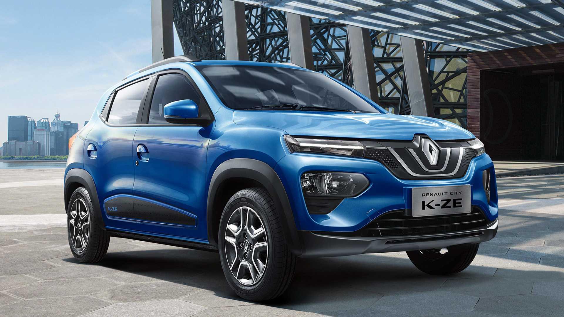 2019 Renault City K Ze