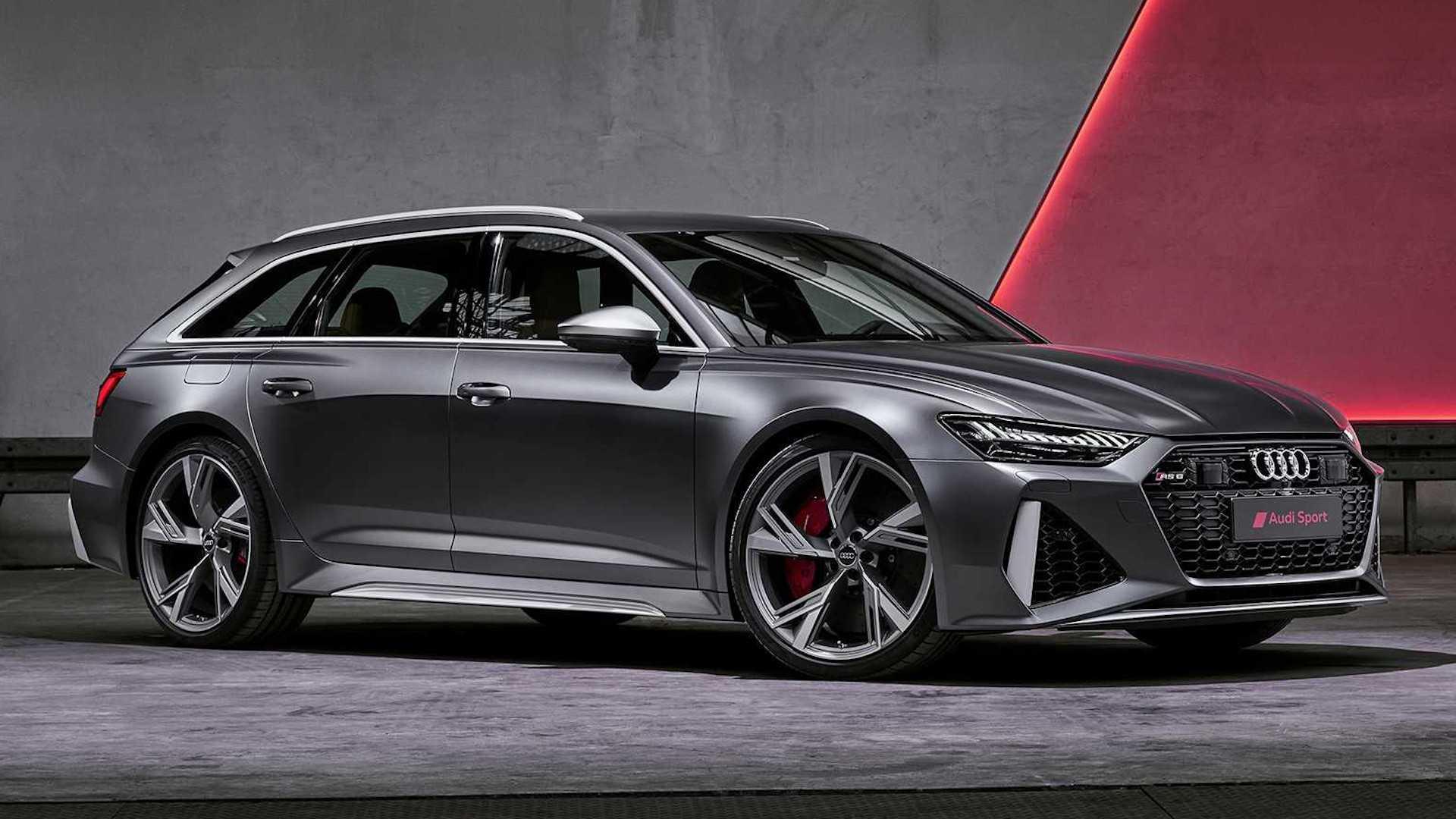 Audi Rs 6 Avant 2019 9