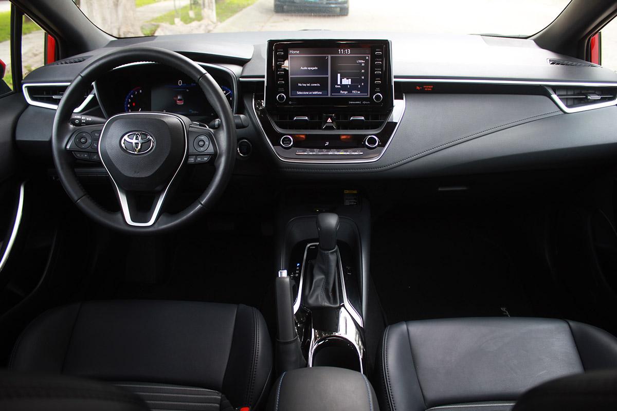 Toyota Corolla 2020 Testtecnico Autologia Interior03