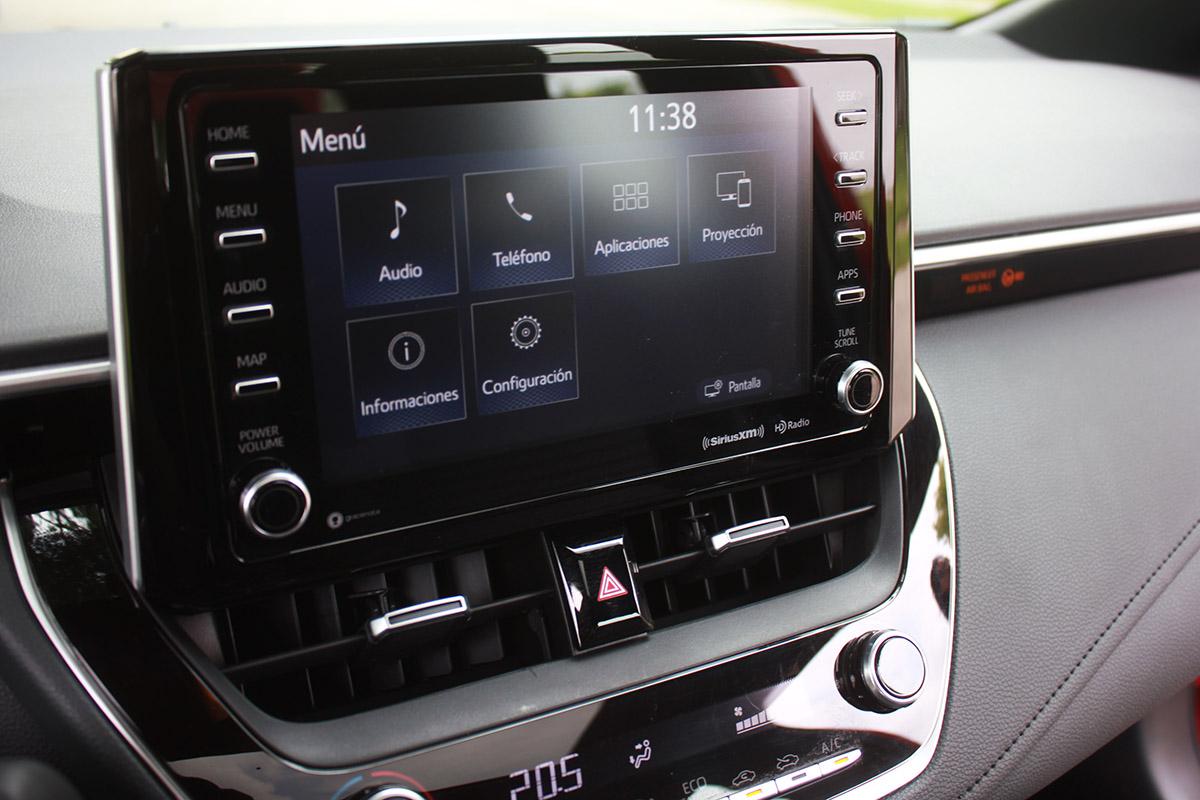 Toyota Corolla 2020 Testtecnico Autologia Interior00