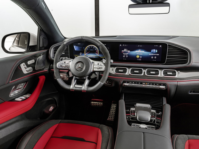 Mercedes Benz Gle53 Amg 4matic Coupe 2020 1600 1c
