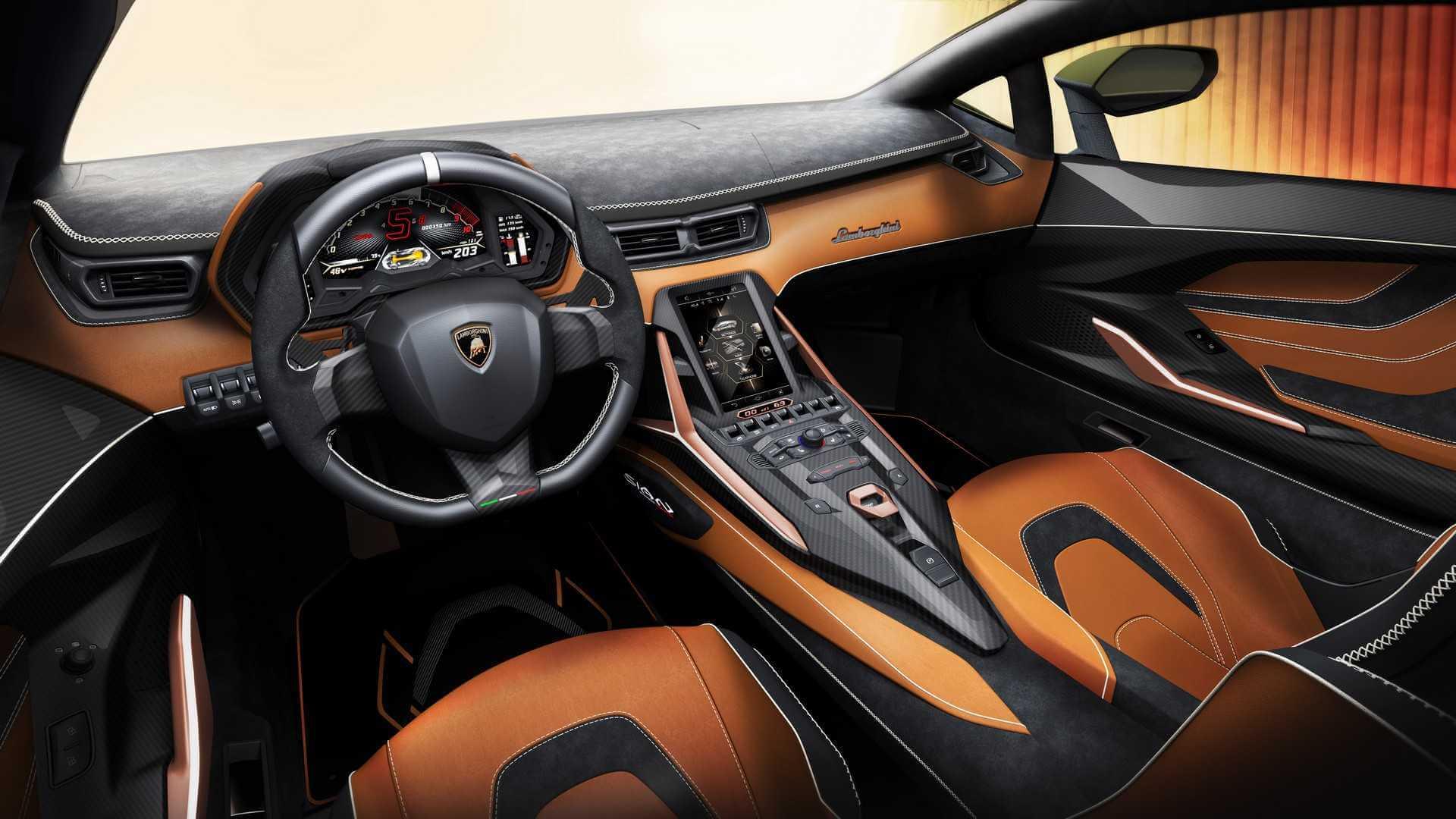 Lamborghini Sian 21
