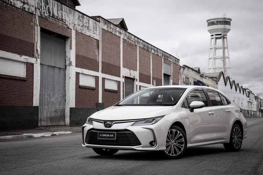 Toyota Corolla Hybrid Flex