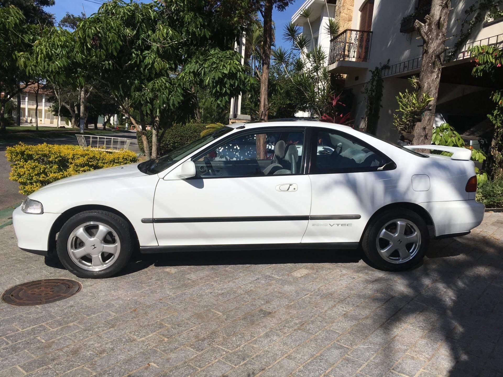 Honda Civic 1.6 Exs Coupe 16v Gasolina 2p Automatico Wmimagem200446103271