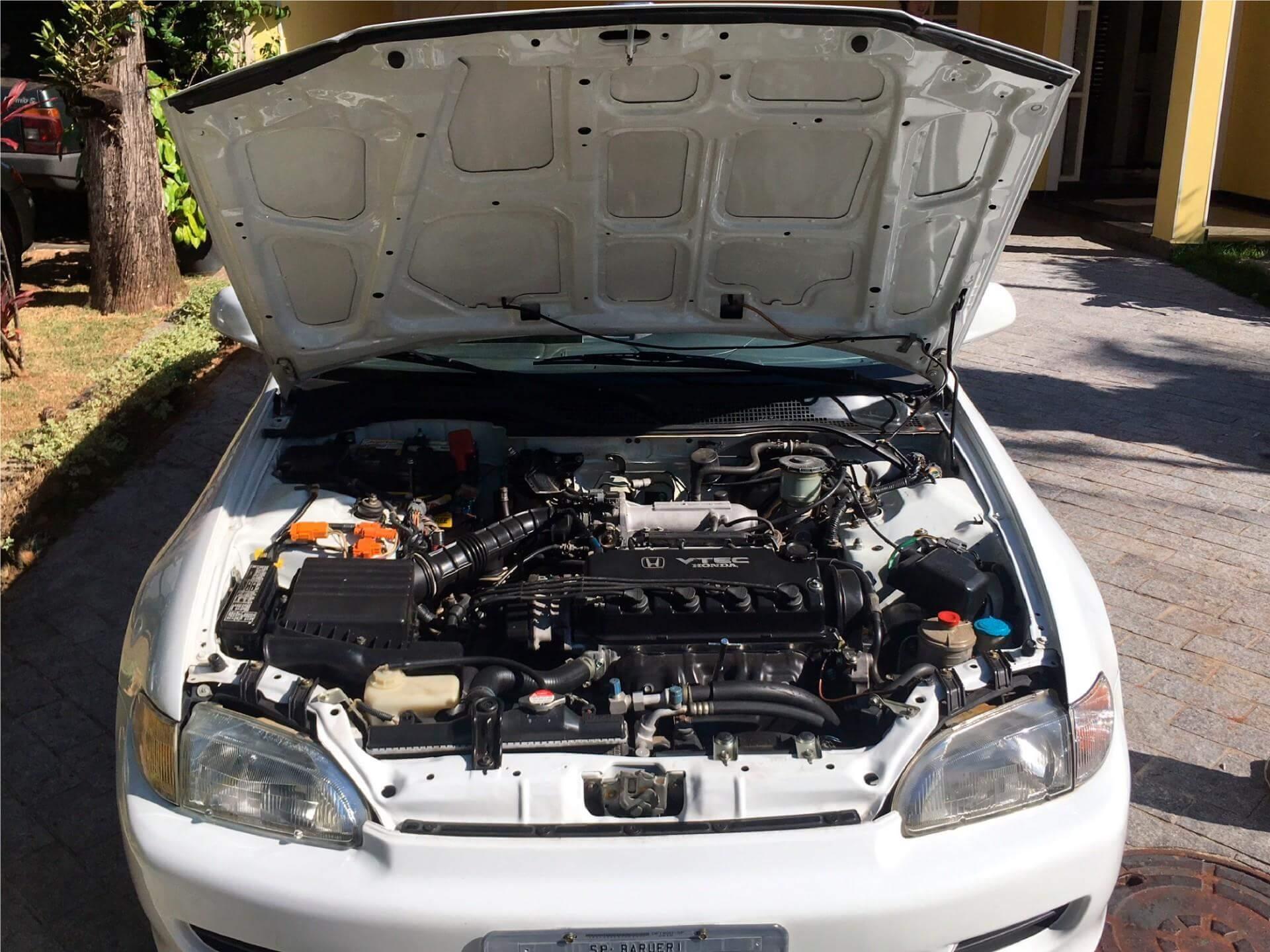 Honda Civic 1.6 Exs Coupe 16v Gasolina 2p Automatico Wmimagem200701735931