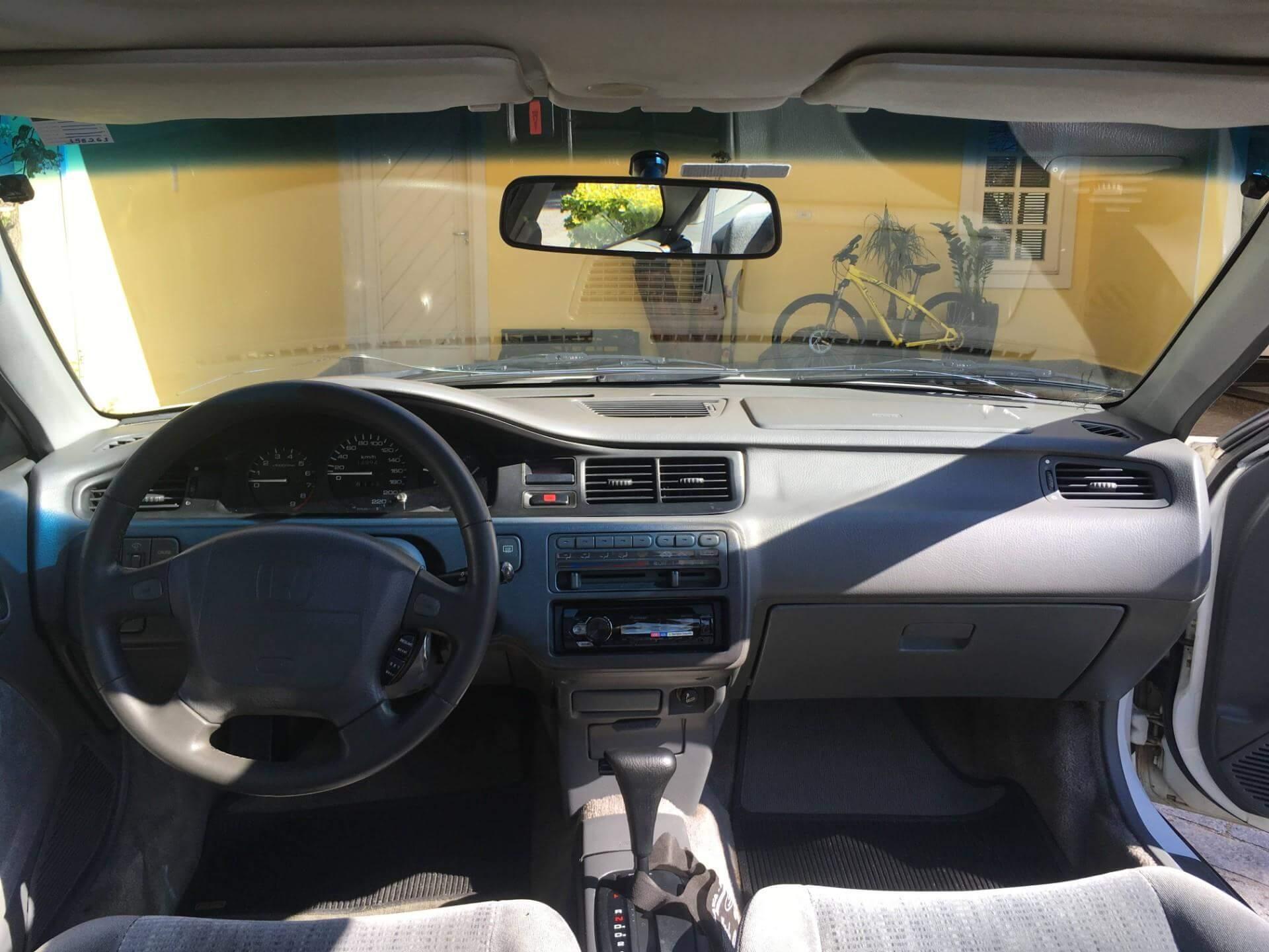 Honda Civic 1.6 Exs Coupe 16v Gasolina 2p Automatico Wmimagem200735658521