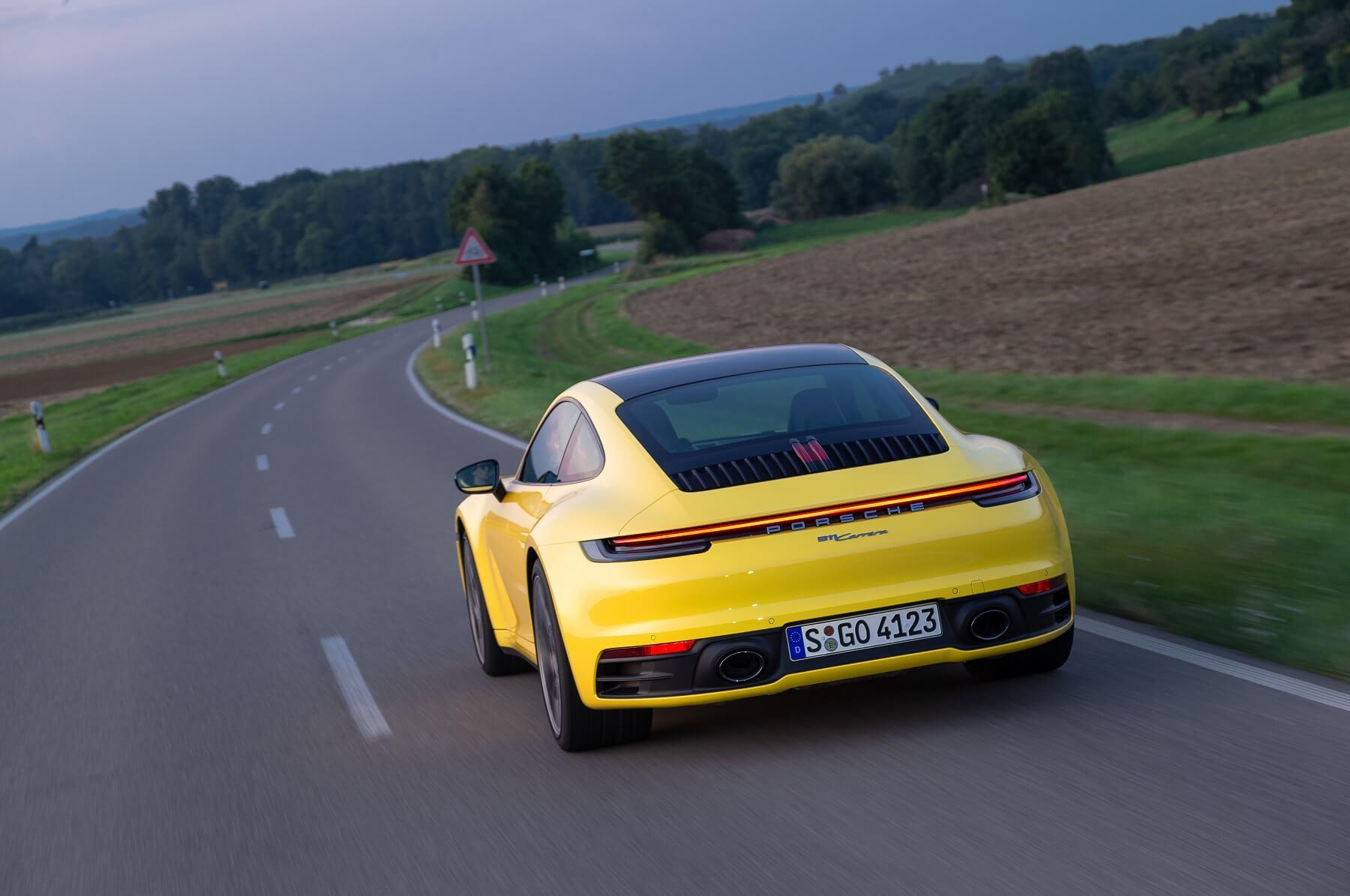Porsche 911 Carrera 3