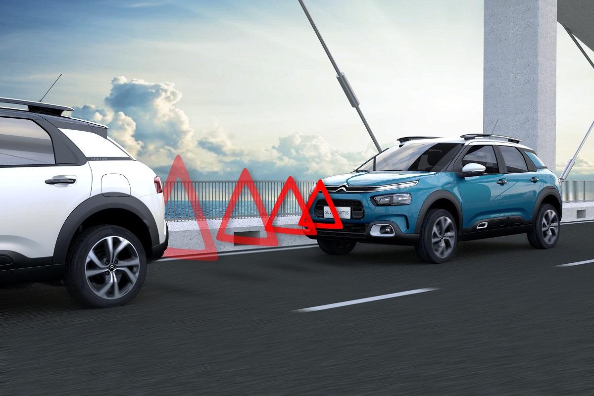 Novo SUV Citroën Cu Cactus