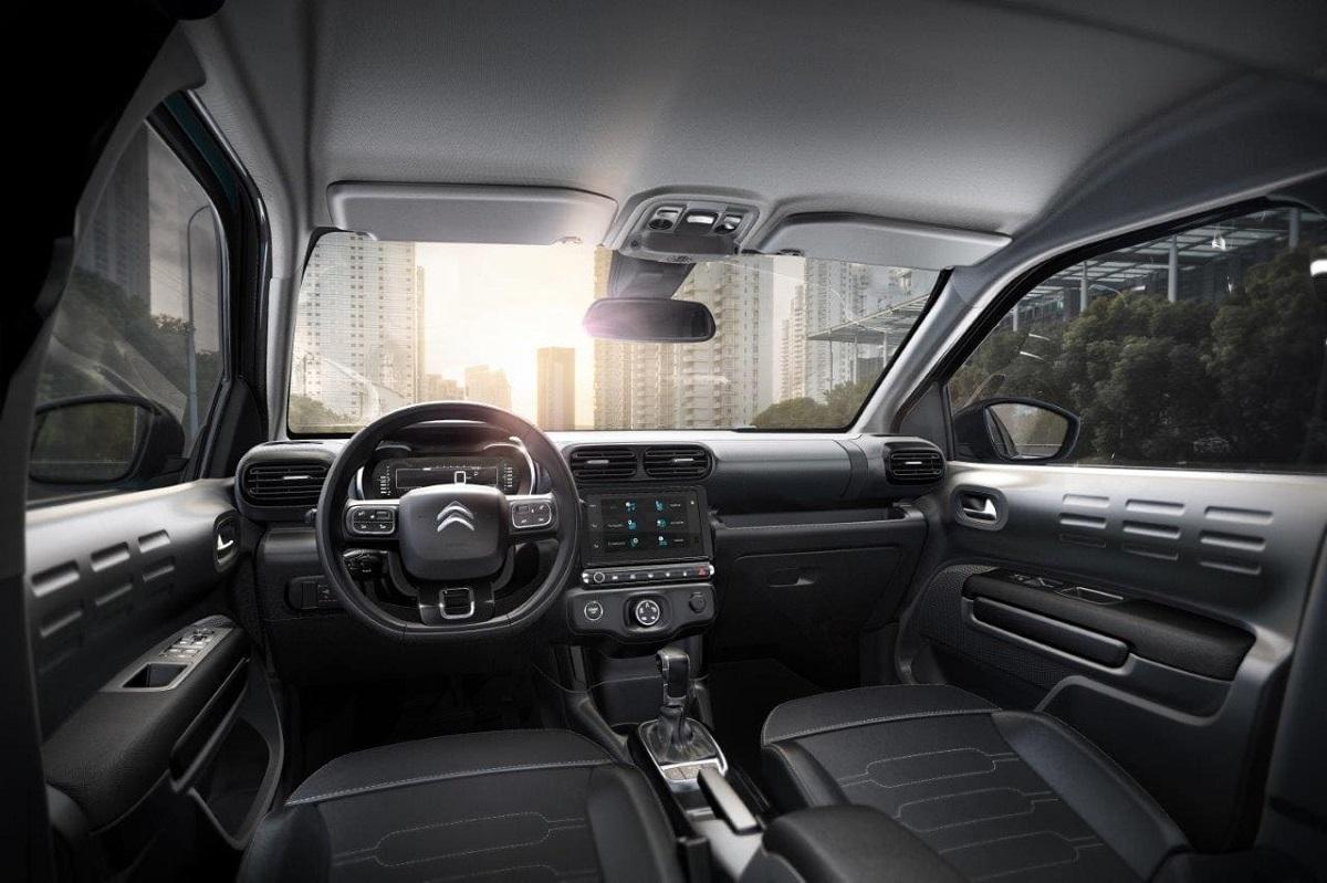 Novo SUV Citroën C4 Cactus tem central multimídia com tela de 7'' e compatível com Android Auto e Apple CarPlay