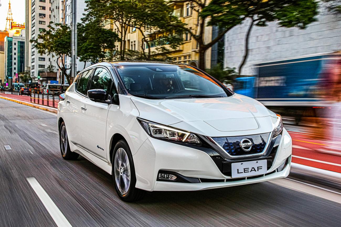 Nissan Leaf 2020 12 Min