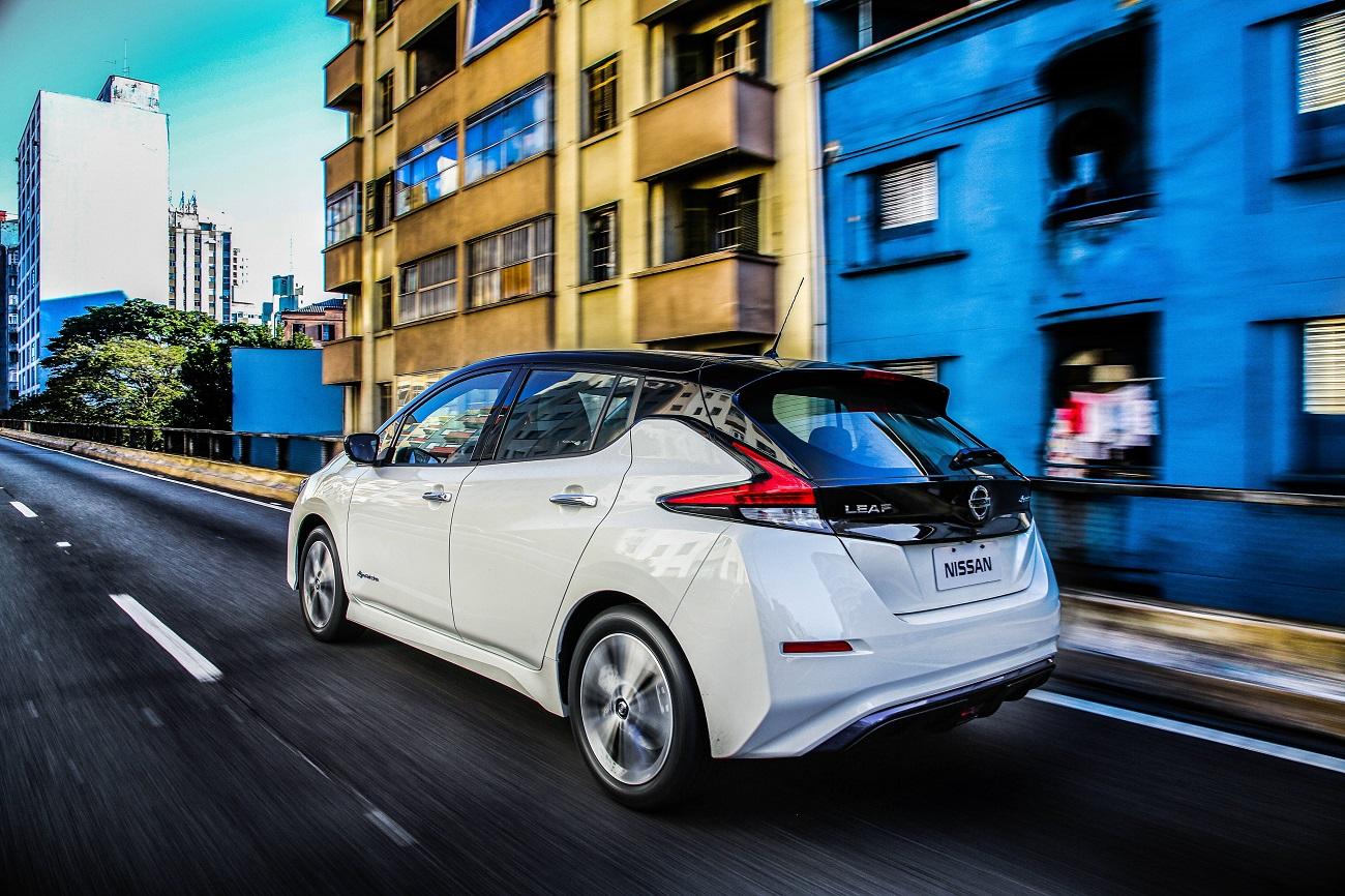 Nissan Leaf 2020 37 Min