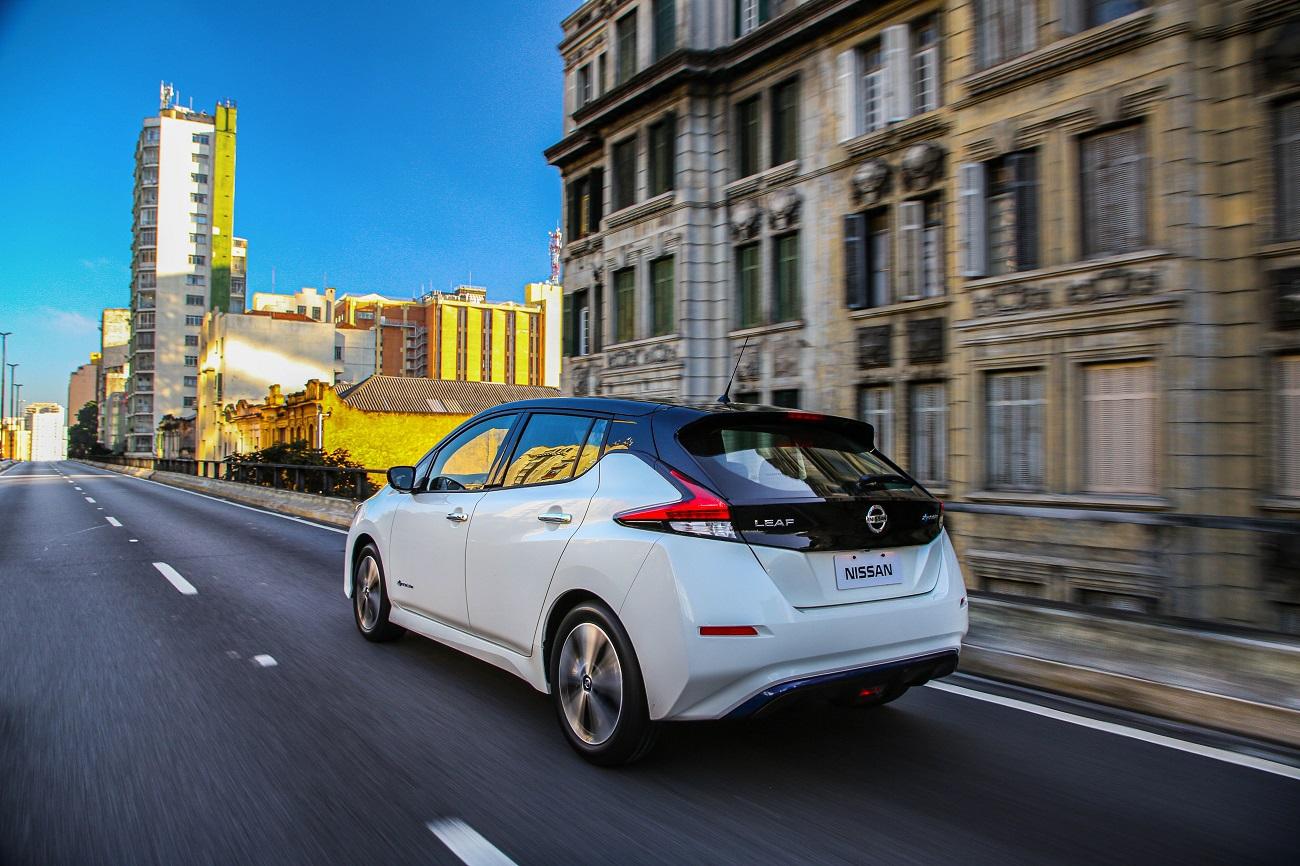 Nissan Leaf 2020 40 Min