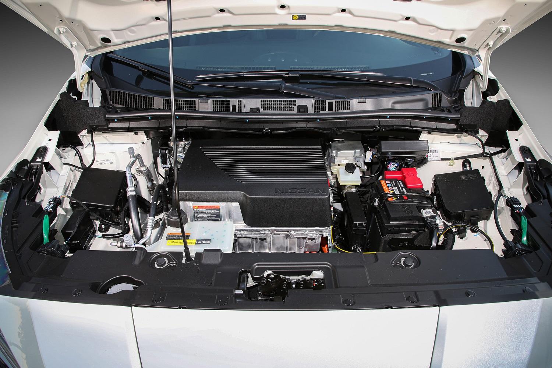 Motor e bateria possuem maior proteção