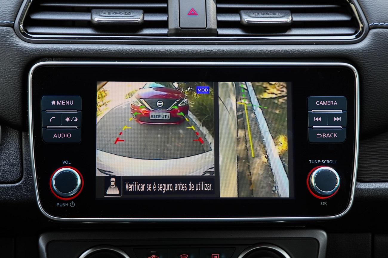 Nissan Leaf 2020 Multimídia 11 Min