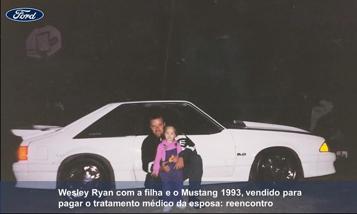 Mustang 1993