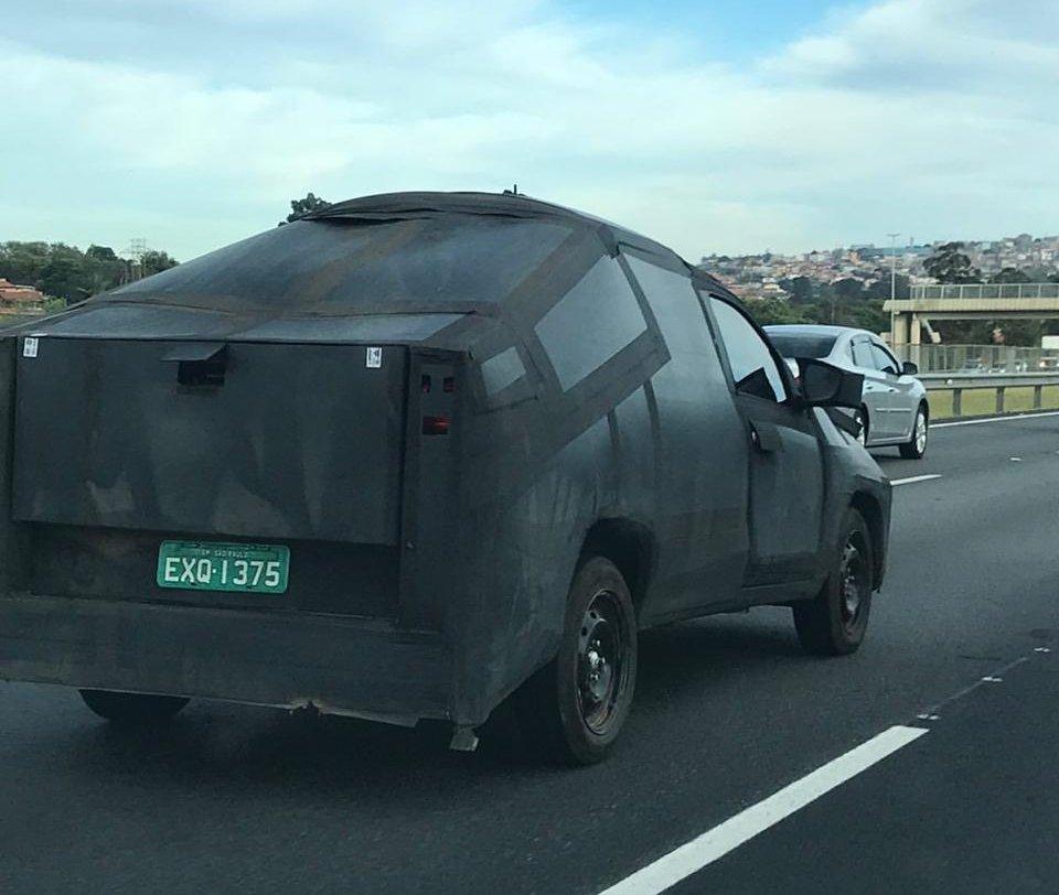 Nova Fiat Strada chegará em 2020