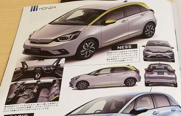 Honda Fit 2020 3