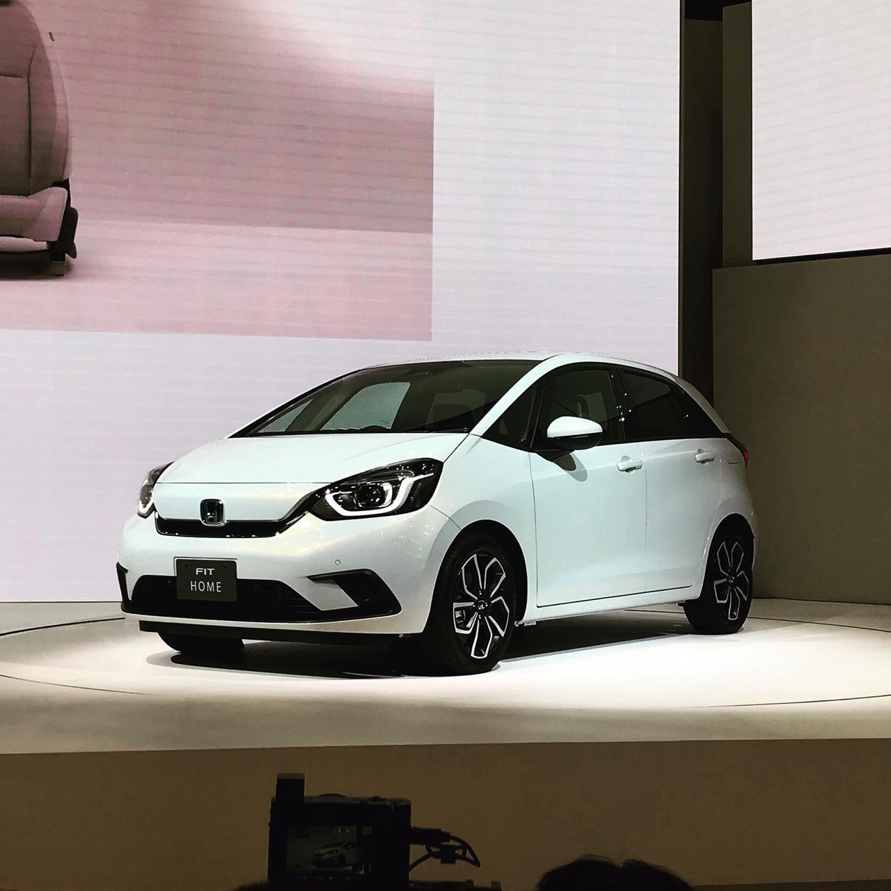 Honda Fit 2021 2