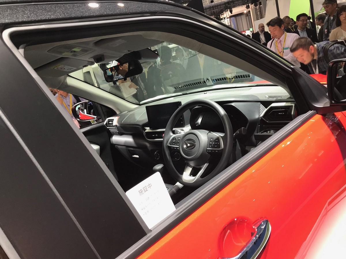 SUV Compcato Daihatsu