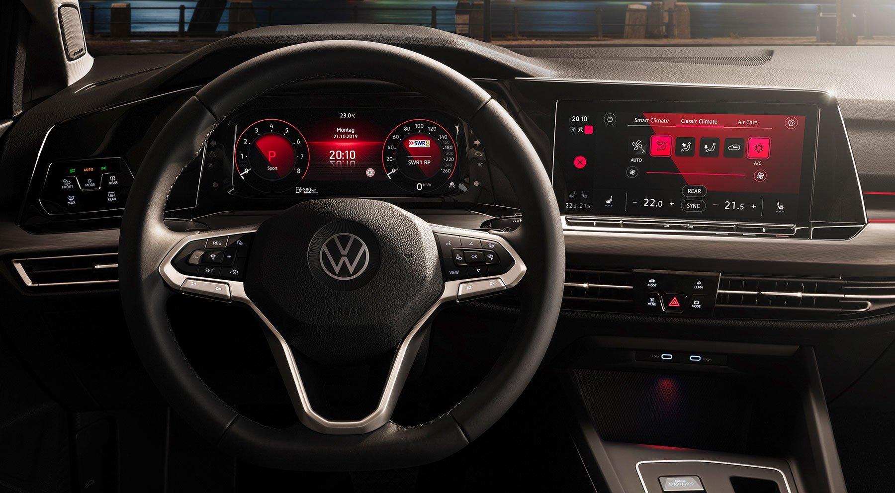 Novo Volkswagen Golf Viii 26