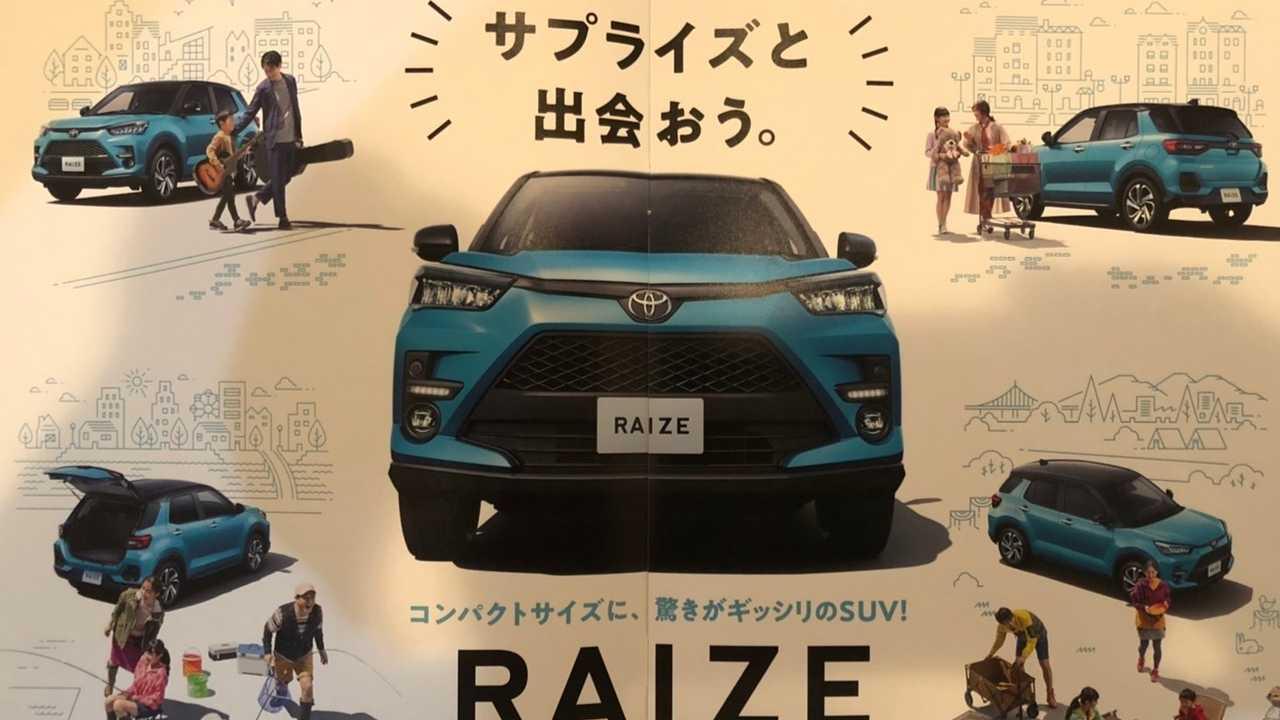 Modelo se inspira em outro SUV da marca, o RAV4