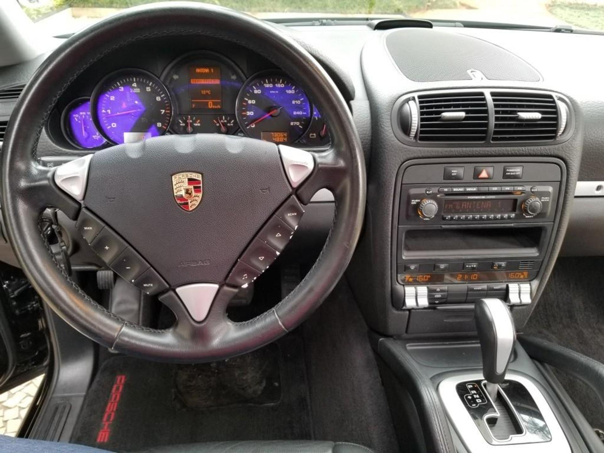 Porsche Cayenne 3.2 4x4 V6 24v Gasolina 4p Tiptronic Wmimagem18173252594