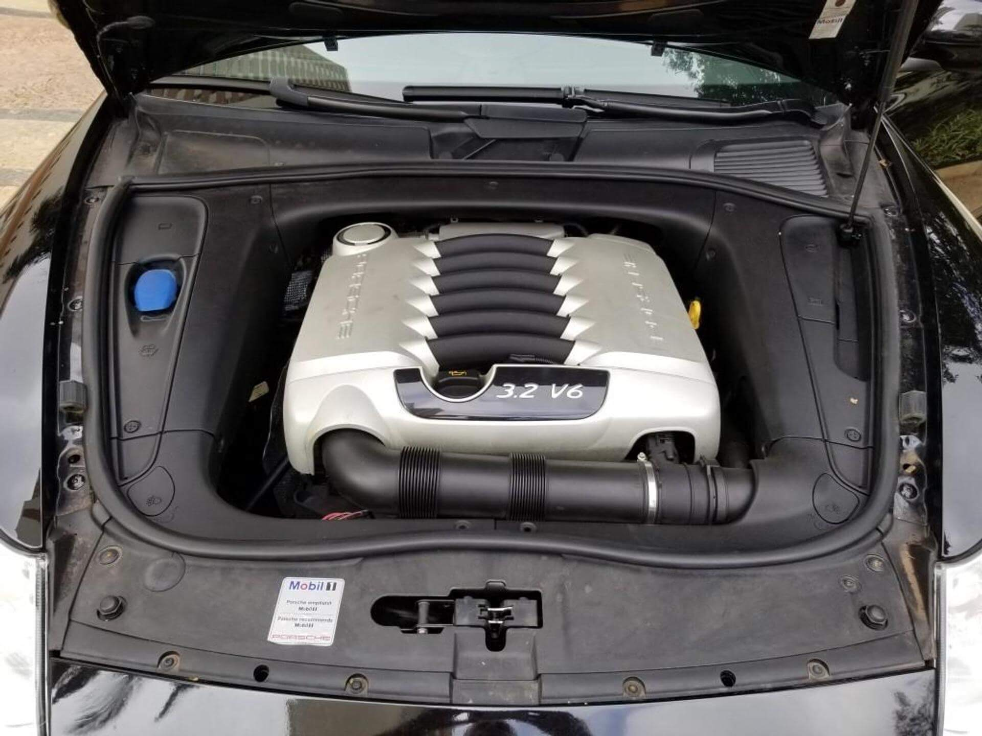 Porsche Cayenne 3.2 4x4 V6 24v Gasolina 4p Tiptronic Wmimagem18173171022