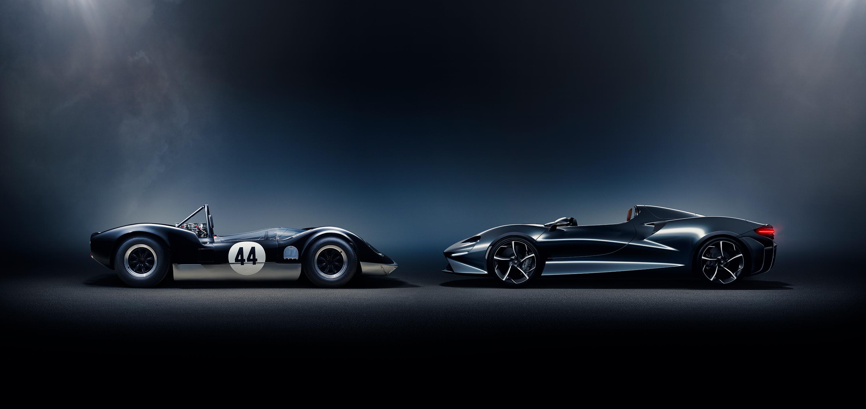 Elva faz homenagens aos primeiros esportivos da McLaren dos anos 1960
