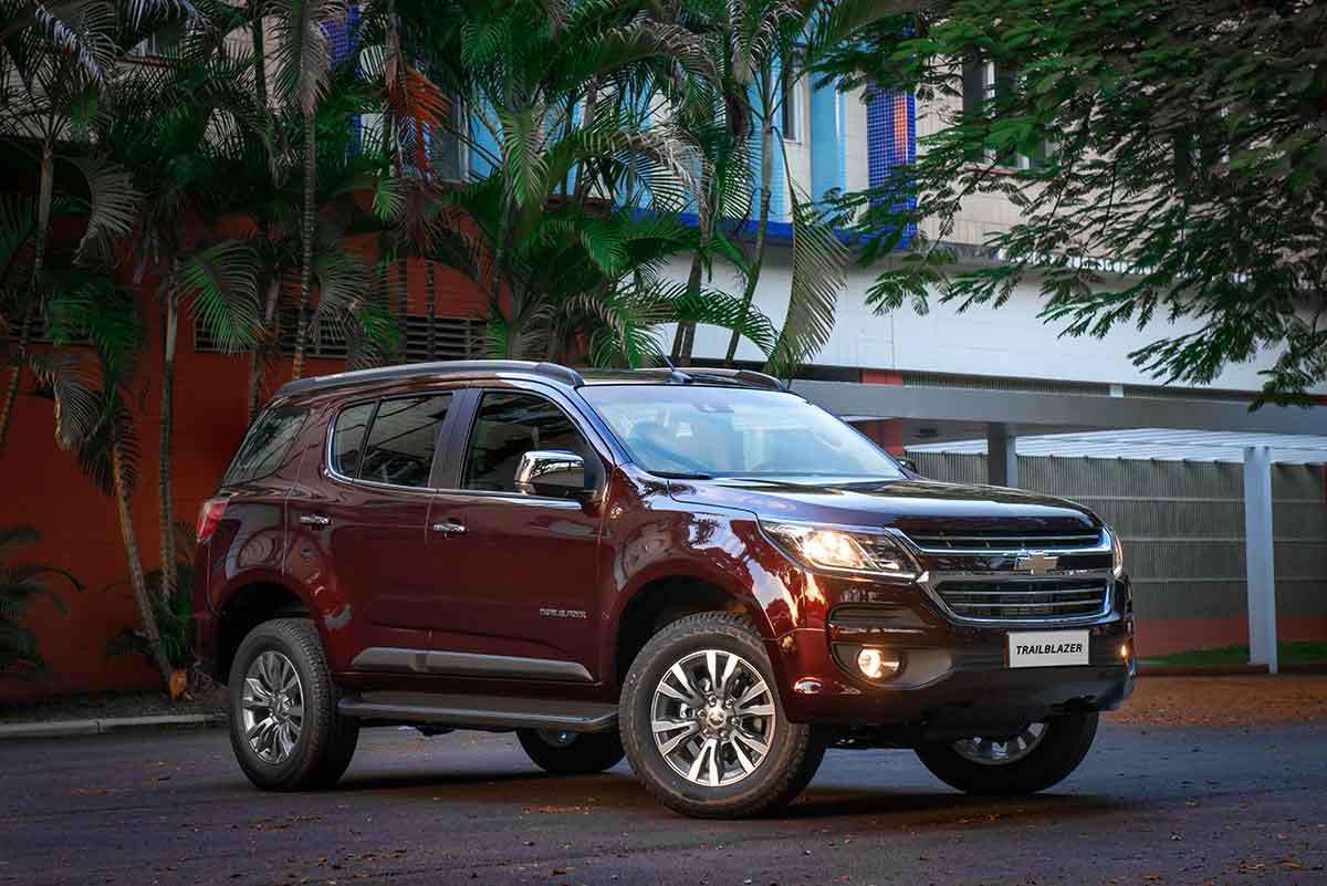 Chevrolet Trailblazer Premier é oferecido com R$ 11 mil de desconto