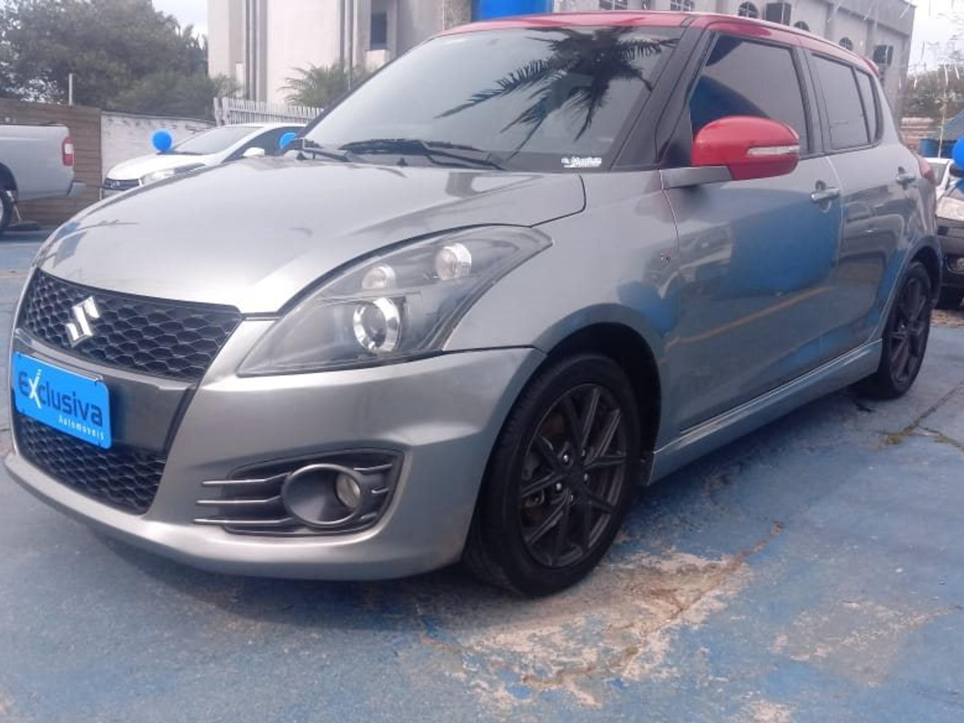Suzuki Swift 1.6 Sport R 16v Gasolina 4p Manual Wmimagem11033927115