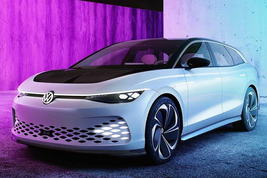 Perua elétrica ainda é um carro-conceito e faz parte dos novos 75 elétricos da marca
