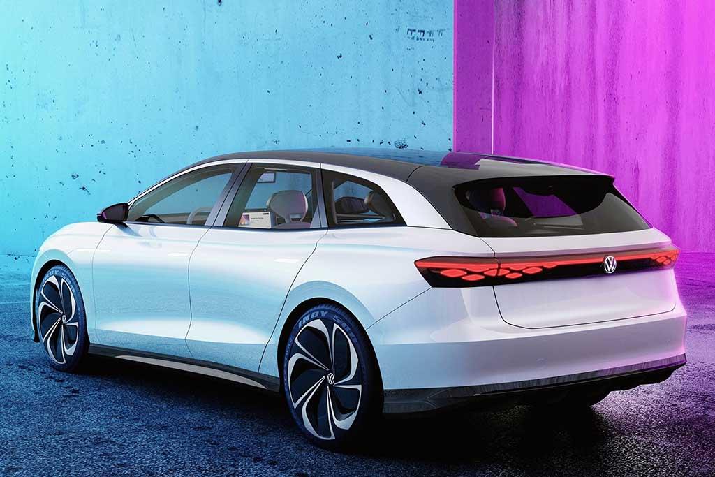 Modelo é baseado na plataforma elétrica do Grupo VW e pode ter versão com dois motores