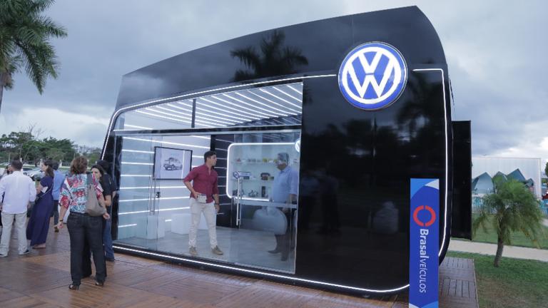 Volkswagen Key Store Concessionária Sem Carros
