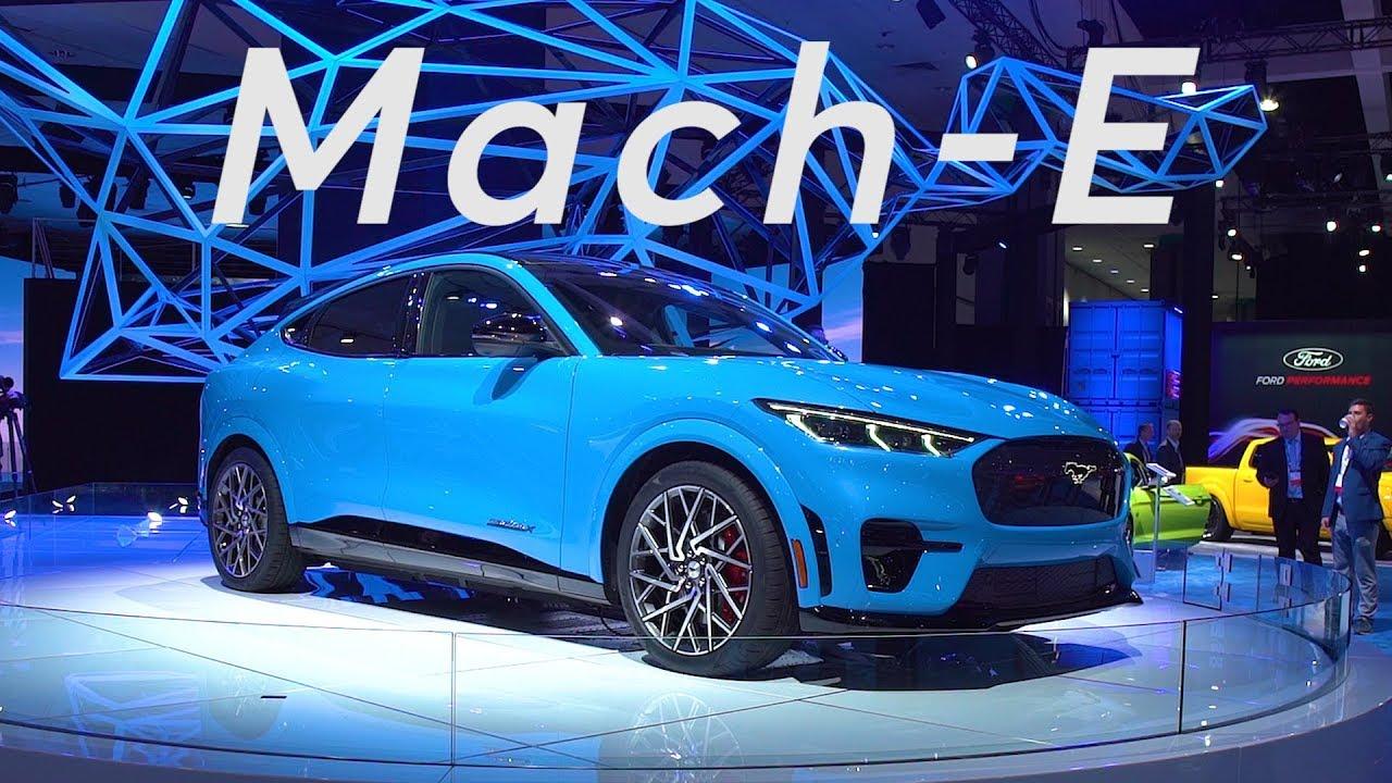 Mustang Mach E 2020