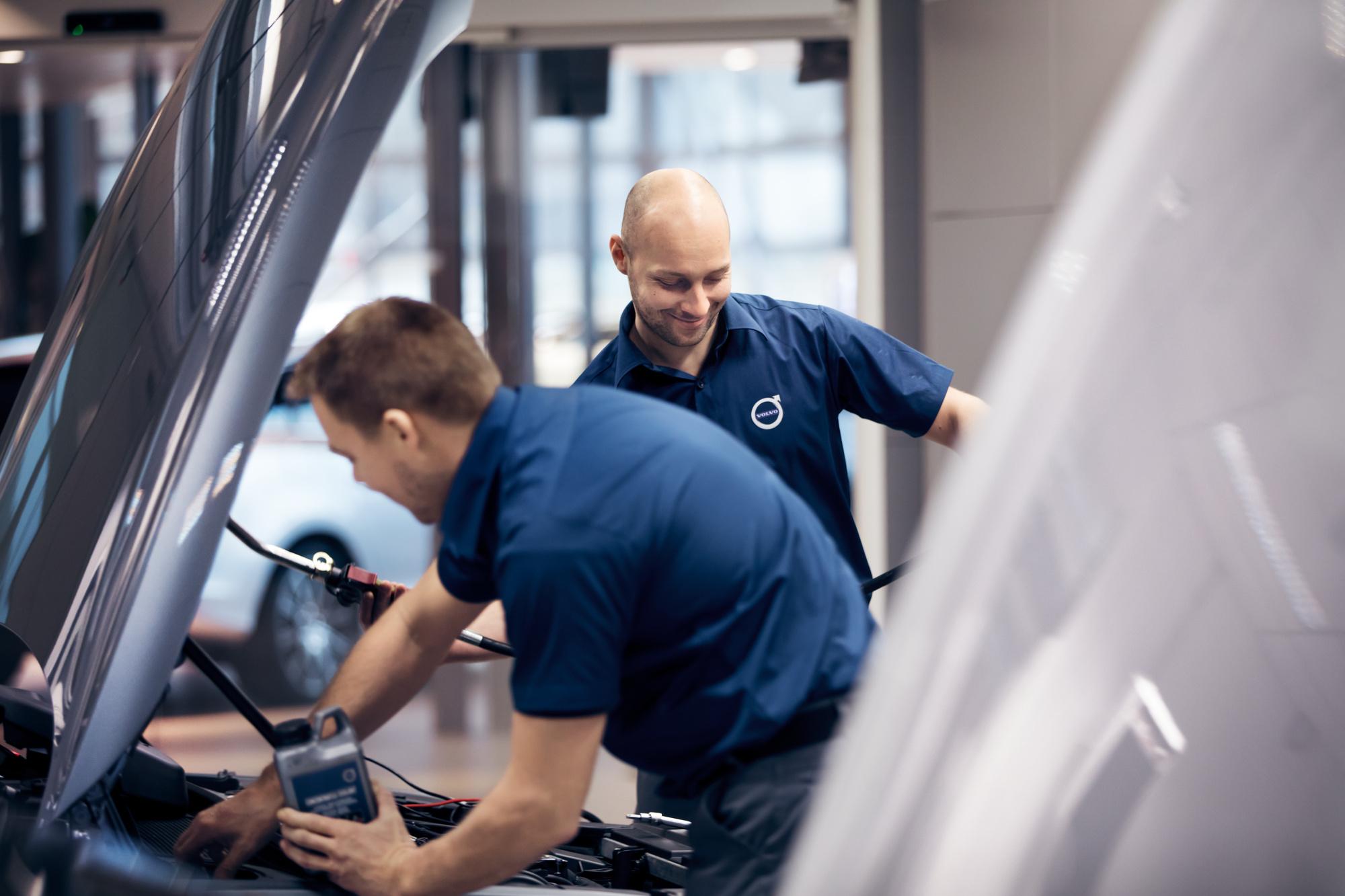 Volvo Selekt atende a modelos das linhas 40, 60 e 60