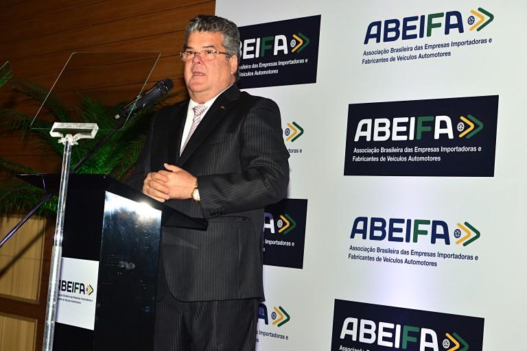 José Luiz Gandini, presidente da Abeifa