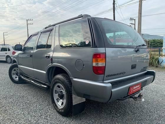 Chevrolet Blazer 2.5 4x2 8v Turbo Diesel 4p Manual Wmimagem22232225353