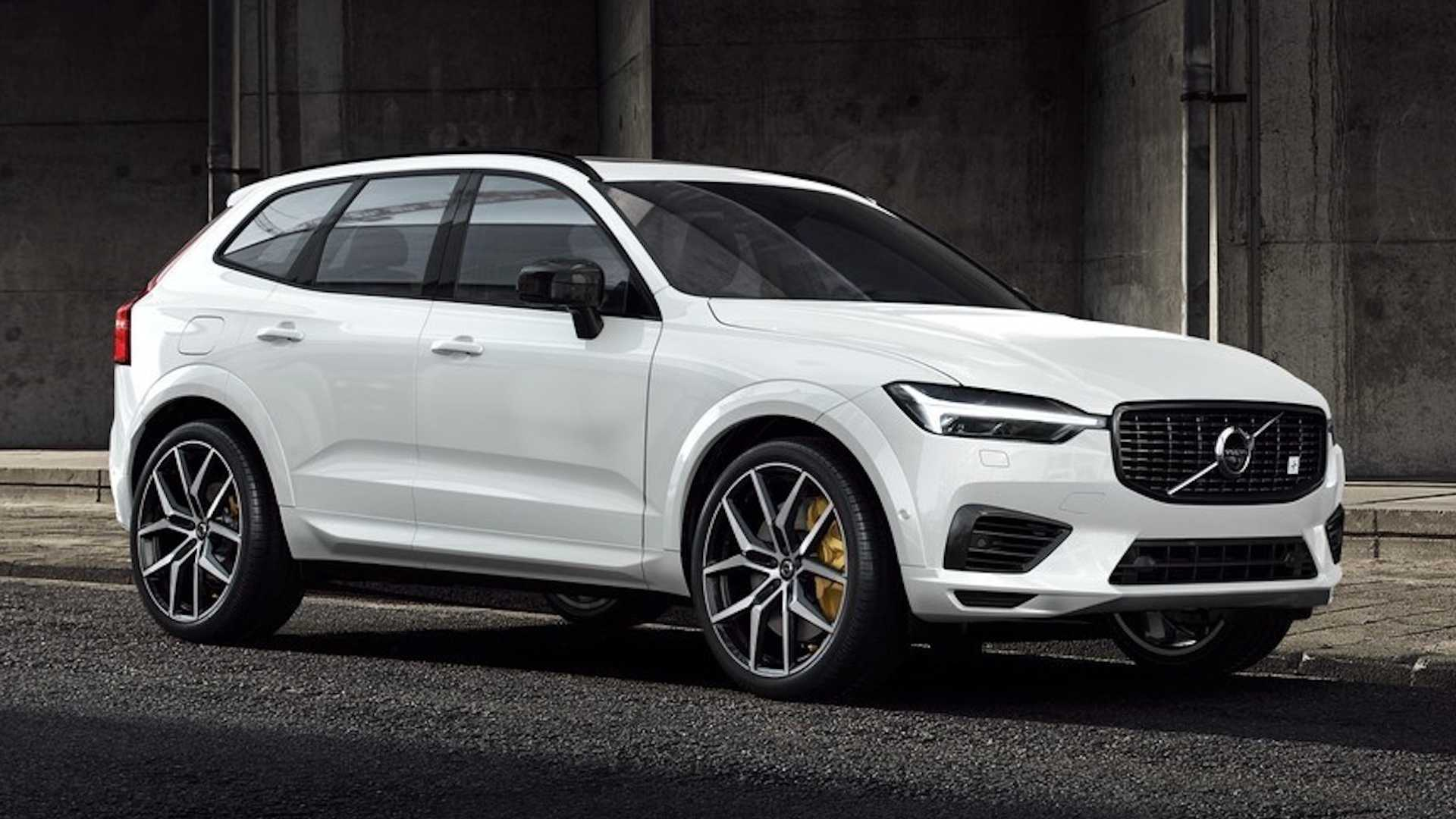Volvo Xc60 V60 Polestar Engineered