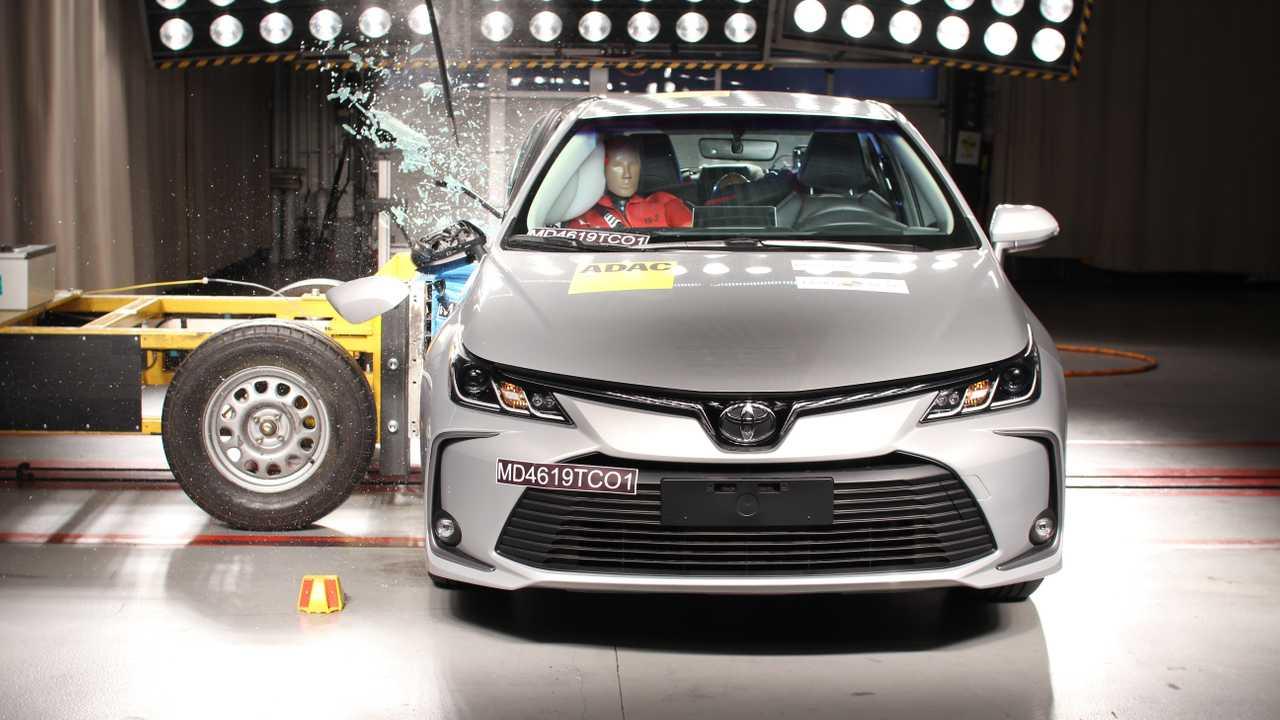 Toyota Corolla 2020 Latin Ncap