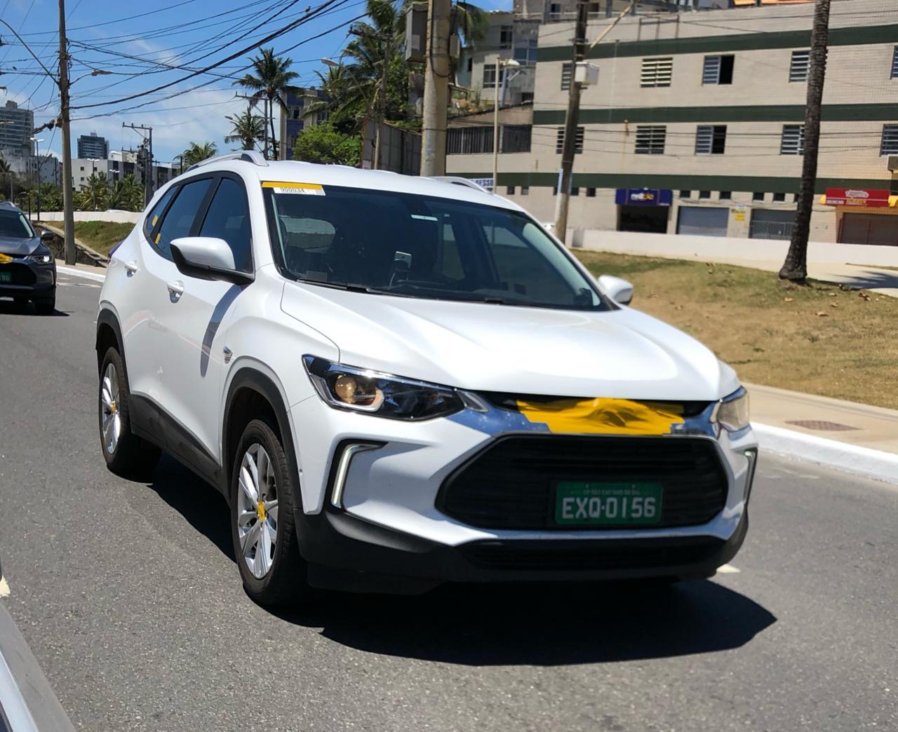 Chevrolet Tracker 2021 1
